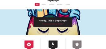 Dopetrope B0015